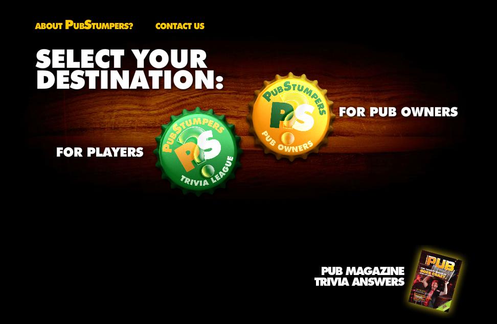 Pub Trivia Bar Trivia And Quizzes Pub Stumpers